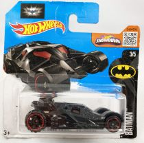 Batman - Mattel Hot Wheels Showdown - The Dark Knight Batmobile