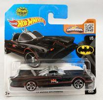 Batman - Mattel Hot Wheels Showdown - TV Series Batmobile