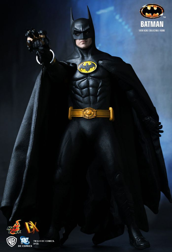 "Batman (1989) - 12"" figure - Hot Toys DX09"