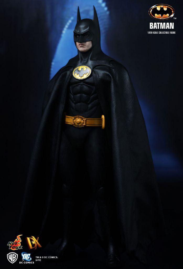 Batman (1989) - Figurine 30cm Hot Toys DX09