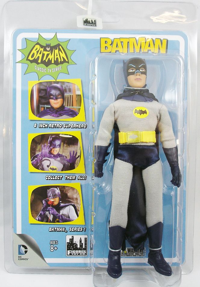 Batman 1966 TV series - Figures Toy Co. - Batman