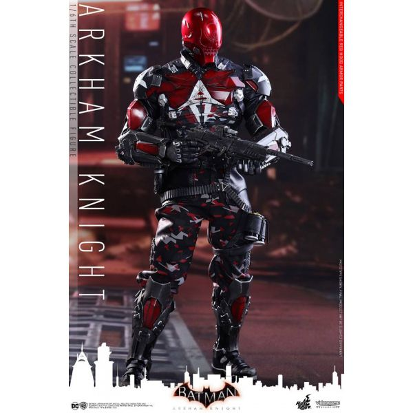 Batman Arkham Knight - Figurine 30cm Arkham Knight Hot Toys VGM028