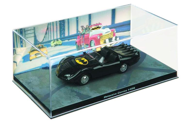 Batman Automobilia Collection N°21 - Detective Comics #456