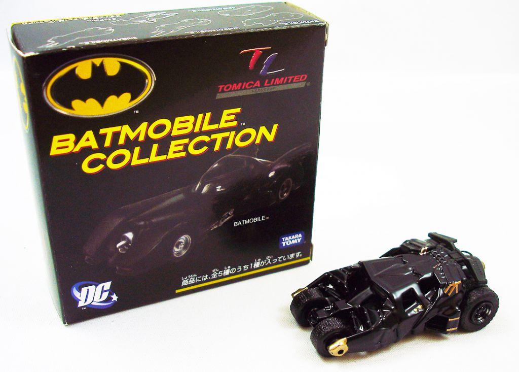 Batman Begins - Tomica Limited - Tumbler Batmobile