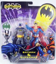 Batman Comics - Mattel - Batman & Superman