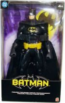 Batman Comics - Mattel - Batman costume noir 30cm