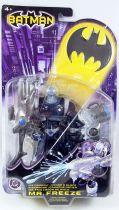 Batman Comics - Mattel - Ice Cannon Mr. Freeze