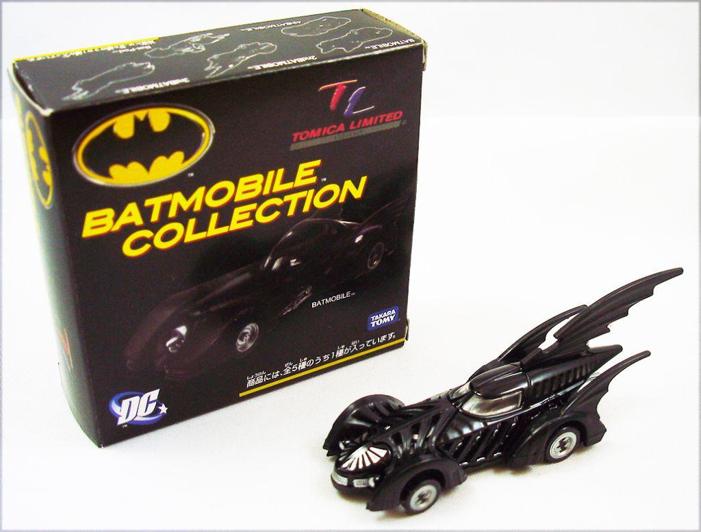 Batman Forever - Tomica Limited - Batmobile