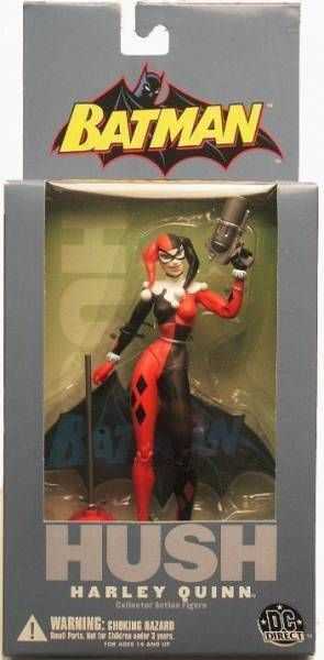 Batman Hush Series 2 - Harley Quinn