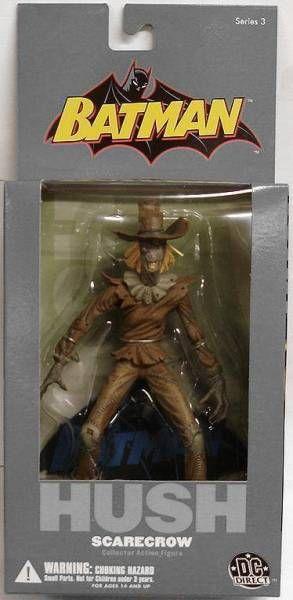 Batman Hush Series 3 - Scarecrow