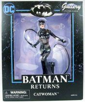 Batman Returns - Diamond - Statue pvc 23cm Catwoman (Michelle Pfeiffer)
