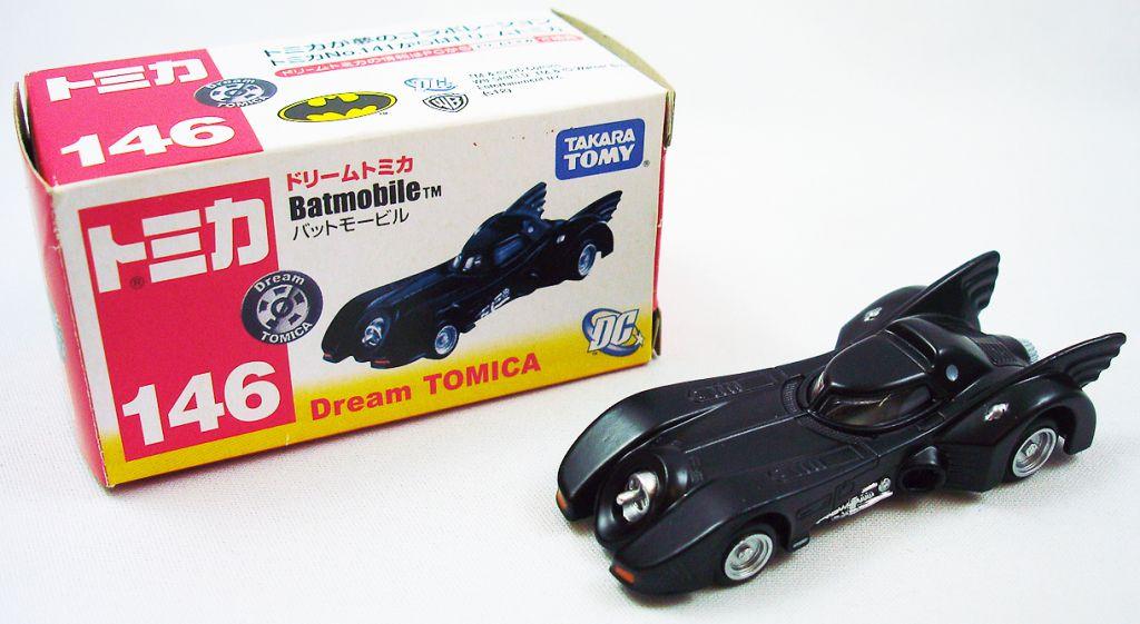Batman Returns - Dream Tomica - Batmobile