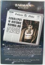 Batman Returns - Mayoral Penguin (Danny DeVito) - Figurine 40cm Epic Movie Collector\'s NECA