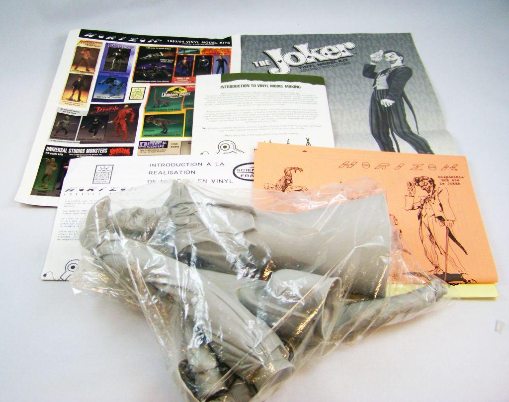 Batman\'s Vilains - Horizon Model Kit - The Joker 04