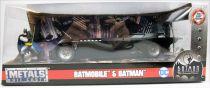 Batman The Animated Series - Jada - 1:24 scale die-cast Batmobile with Batman figure