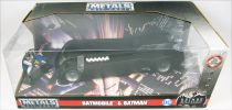 Batman The Animated Series - Jada - Batmobile metal 1:24ème avec figurine Batman
