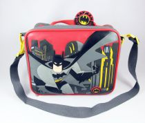 Batman The Animated Series - Kid-size lunch bag with thermos bottle - DC Comics 2000