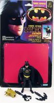 Batman The Dark Knight Collection - Kenner - Crime Attack Batman (loose with cardback)
