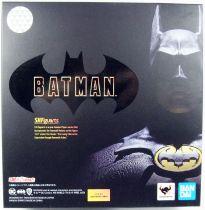 "Batman The Movie (1989) - Bandai - Michael Keaton Batman - S.H.Figuarts 6\"" action figure"
