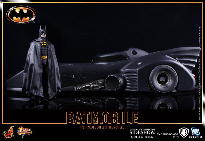 George Clooney's Batmobile