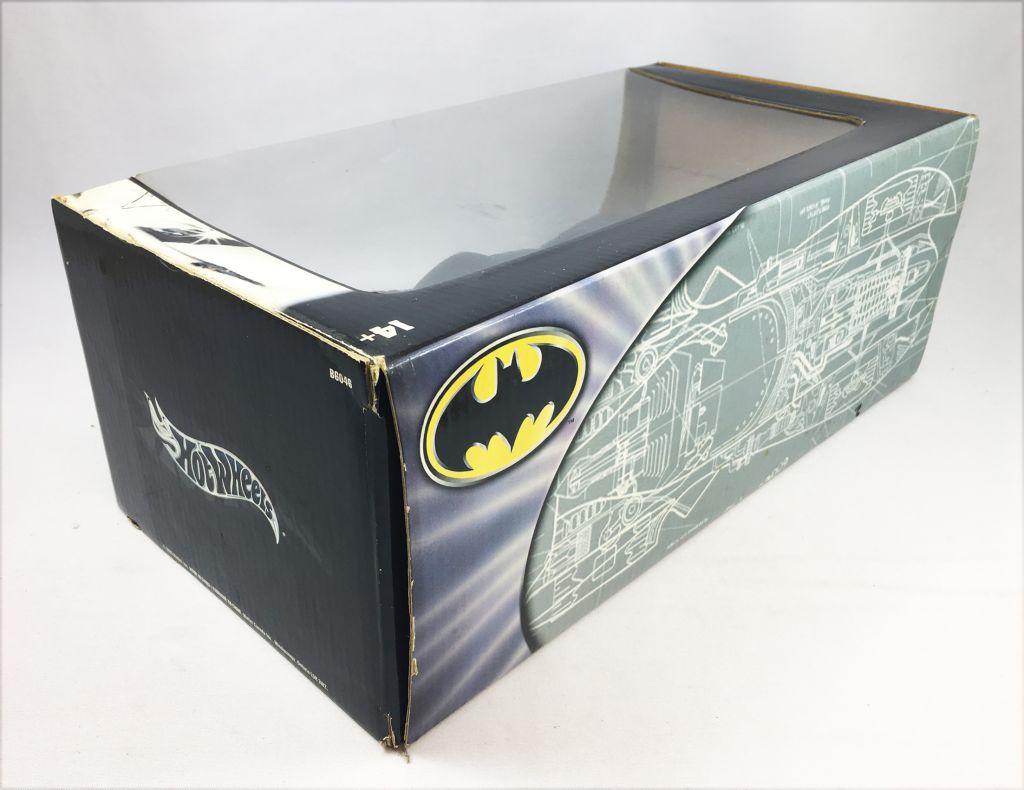 Batman The Movie (1989) - Mattel Hot Wheels Elite - Scale 1:18 Batmobile 1989