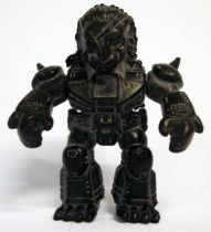 Battle Beasts - #01 Pirate Lion \'\'black monochrome\'\' (loose without weapon)