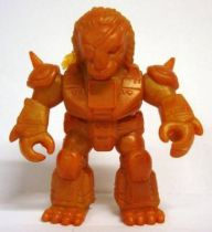 Battle Beasts - #01 Pirate Lion \\\'\\\'brown monochrome\\\'\\\' (loose without weapon)