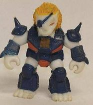 Battle Beasts - #01 Pirate Lion (loose without weapon)