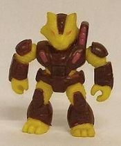Battle Beasts - #03 Ferocious Tiger (loose without weapon)