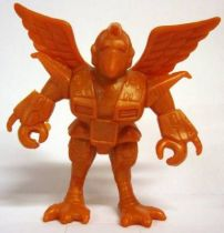 Battle Beasts - #04 Colonel Bird \\\'\\\'brown monochrome\\\'\\\' (loose without weapon)