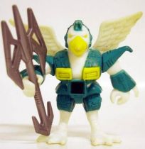 Battle Beasts - #04 Colonel Bird (loose with weapon)