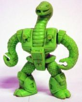 Battle Beasts - #06 Triple Threat Snake \\\'\\\'green monochrome\\\'\\\' (loose without weapon)