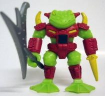 Battle Beasts - #07 Horny Toad (loose with weapon)