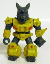 Battle Beasts - #09 Rocky Rhino (loose without weapon)