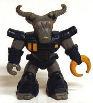 Battle Beasts - #10 Roamin\' Buffalo (loose without weapon)