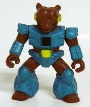 Battle Beasts - #11 Grizzly Bear (loose without weapon)