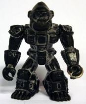 Battle Beasts - #13 Gargantuan Gorilla \'\'black monochrome\'\' (loose without weapon)