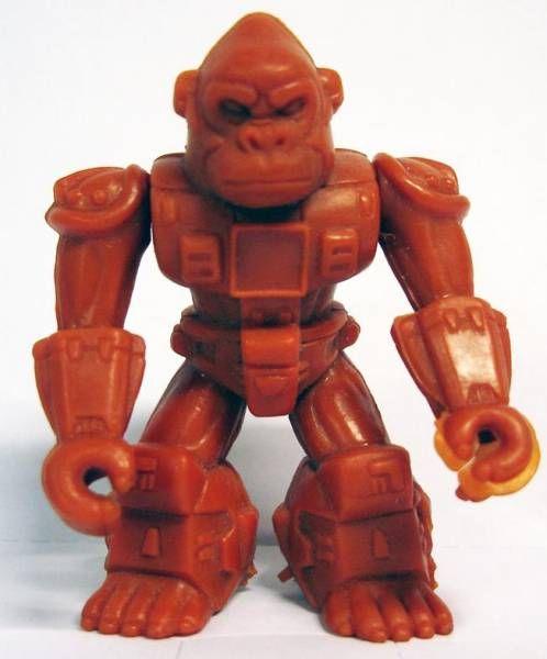 Battle Beasts - #13 Gargantuan Gorilla \'\'brown monochrome\'\' (loose without weapon)
