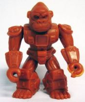 Battle Beasts - #13 Gargantuan Gorilla \'\'brown monochrome\'\' (loose without weapon)