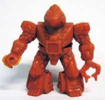 Battle Beasts - #17 Hardtop Tortoise \'\'brown monochrome\'\' (loose without weapon)