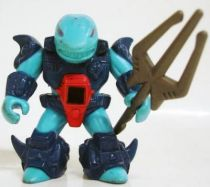 Battle Beasts - #20 Sawtooth Shark (loose with weapon)