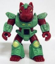 Battle Beasts - #21 Danger Dog (loose without weapon)