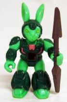 Battle Beasts - #22 Hare Razing Rabbit (loose with weapon)
