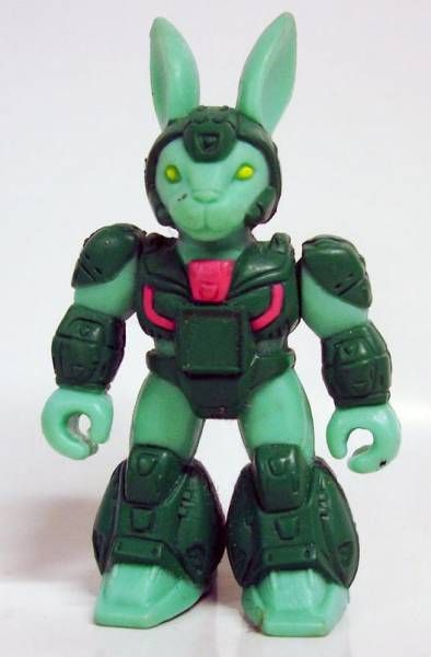 Battle Beasts - #22 Hare Razing Rabbit (loose without weapon)