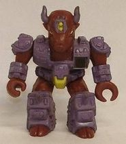 Battle Beasts - #25 Bloodthirsty Bison (loose without weapon)