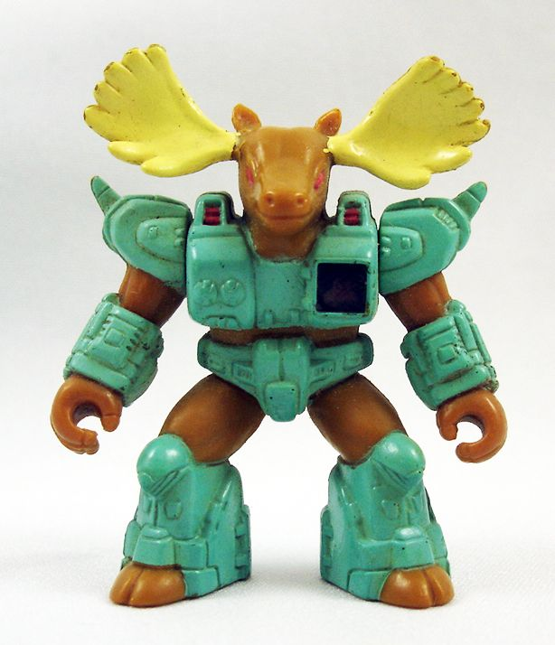 Dragonautes (Battle Beasts) - N°33 Major Moose (loose sans arme)