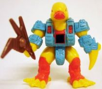 Battle Beasts - #41 Runamuck Duck (loose with weapon)