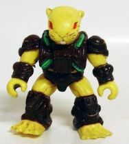 Battle Beasts - #44 Eager Beaver (loose without weapon)