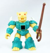 Battle Beasts - #50 Saber Sword Tiger (loose with weapon)