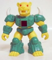 Battle Beasts - #50 Saber Sword Tiger (loose without weapon)